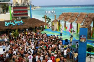MTV Spring Break In Cancun