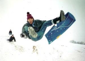 sled man