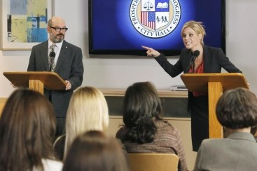 DAVID CROSS, JULIE BOWEN
