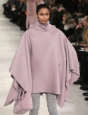 We are not all superheroes, but capes are in. (And ponchos, too!) Be brilliantly baggy this fall.