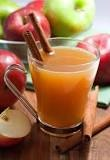 Warm apple cider is good for the sinuses and for the taste buds. Grab some at Starbucks (Caramel Apple Spice) and let me know how delicious and creamy it is!