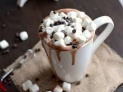 Are you feeling down? You can't be. Hot cocoa is going to be ridiculous this season. I mean, you basically are gonna need it to live. Pick up a cup at Susq this fall or the new Au Bon Pain in Hawkins! Yummy and please do not hold the marshmallows!