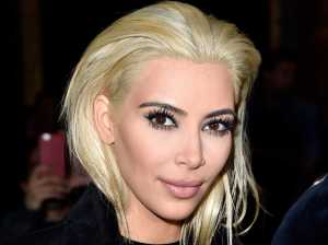 blonde kim