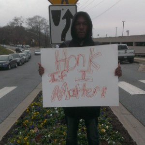Honk if I Matter