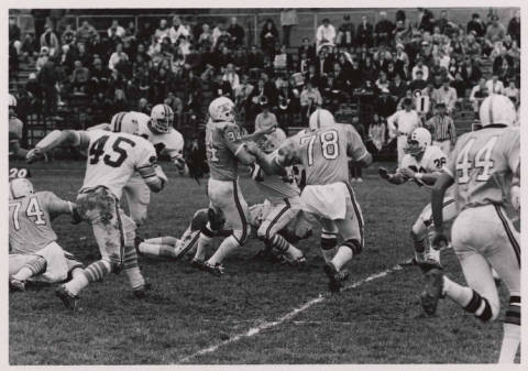 First_Intercollegiate_Football_Game