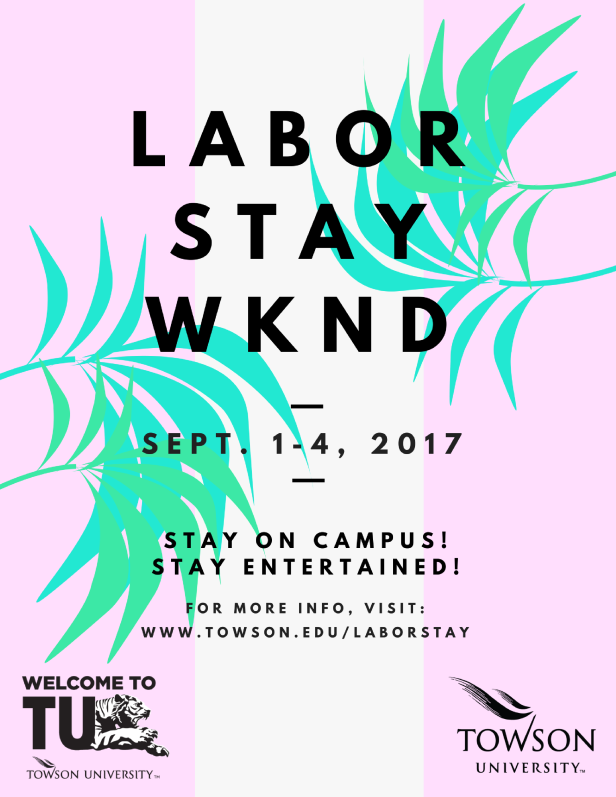 LaborStayWknd 2017 Flyer