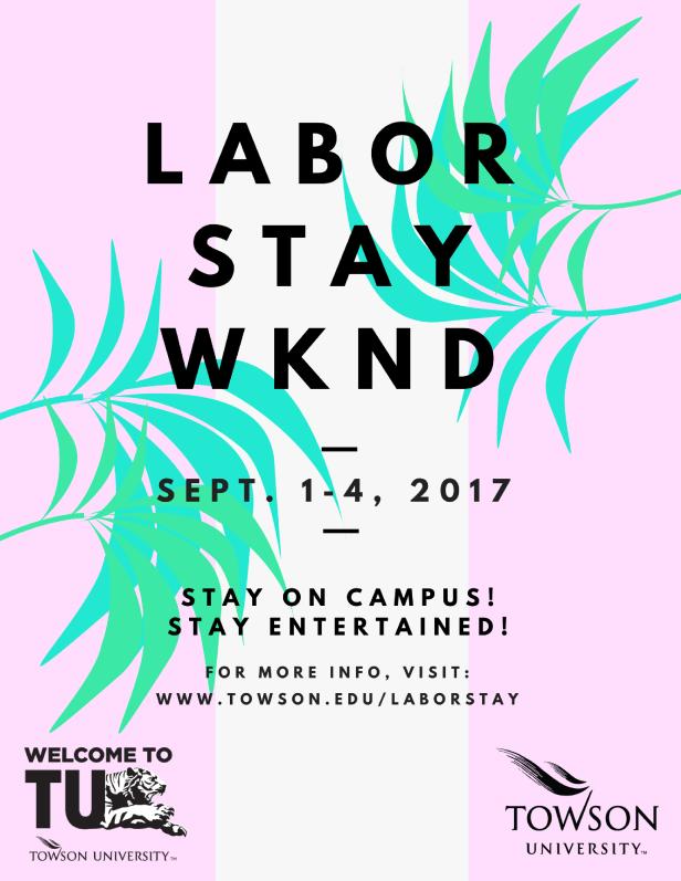LaborStayWknd 2017 Flyer